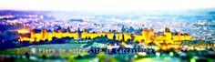 toujours belle notre cité médiévale à Carcassonne