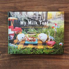 My Milk Toof 2. Everyone's favorite two baby teeth return for more mischief and fun in this second collection of photo-comics based on the popular blog My Milk Toof.  $21.95