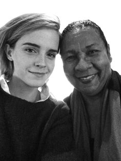 Emma Watson and bell hooks Talk Feminism, Confidence and the Importance of Reading