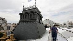 El Palacio de Agua una joya porteña que recupera su esplendor