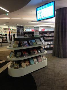 Randwick Library - Margaret Martin Library - Impulse Book Display
