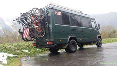Mercedes Camper, Ambulance, Off Road Rv, Rv Bus, 4x4 Van, Van Camping, Sprinter Van, Camper Van, Montage