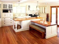 Small Simple French Kitchen Design Ideas