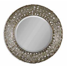 Alita Champagne Mirror