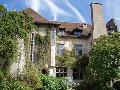 Lutyens house, Moutiers
