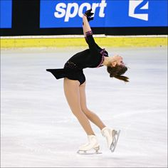 TEB 2015 - Yulia Lipnitskaia layback(...actually not really...;p)