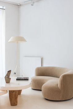Showroom Pierre_Augustin_Rose Paris #MinimalistinteriorModern