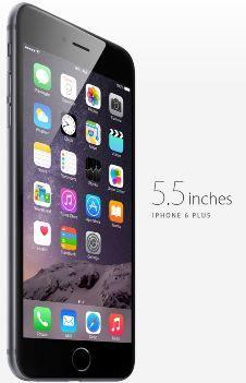 iPhone 6 Plus gri - http://www.noutati-it.com/iphone-6-plus-gri/