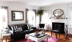 Decor therapy: infusing color through your rug | The Decorista | Bloglovin'