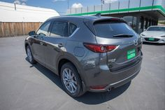 New 2019 Mazda Grand Touring Reserve Mazda Cars, Suv For Sale, Sport Seats, Head Up Display, Limited Slip Differential, Brake Rotors, Fuel Economy, Rear Seat, Driving Test