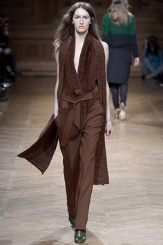 Christian Wijnants – Fall 2013 RTW