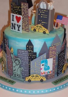 1000 ideas about new york cake on pinterest cakes york. Black Bedroom Furniture Sets. Home Design Ideas