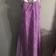Purple sundress I designed this seersucker cotton lightweight sundress and it fits size 4 to 6 Dresses Midi