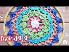 Mandala Au Crochet, Peacock Crochet, Crochet Shrug Pattern, Adult Crafts, Crochet Videos, Doilies, Crochet Projects, Dream Catcher, Crochet Earrings