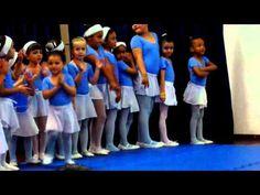 Apresentação Ballet Roberta - parte I