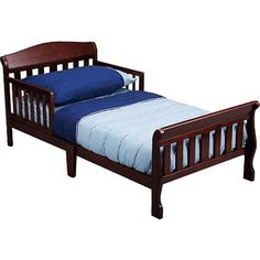 Delta - Canton Toddler Bed, Dark Cherry $75 Walmart