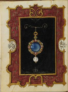 "1552, ""Jewel Book of the Duchess Anna of Bavaria"""