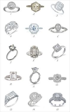 gorgeous rings! Already have #6 next ill have #5 please and thank you!lol
