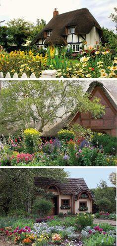 Fairytale type cottage
