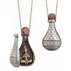 Inside Genie Bottles   Genie in a Bottle Necklace   Shop fashion, accessories,luxury ...