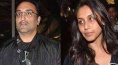 Rani Mukherjee weds Aditya Chopra in Italy