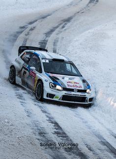 WRC - Montecarlo 2013 photo Sandro Valoroso