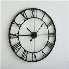 Horloge métal Zivos