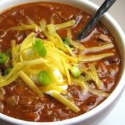 Are you ready for a bowl of Buffalo Bills best ever chili?