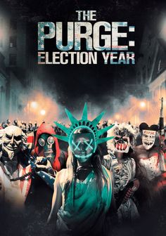 It's been two years since Leo Barnes stopped himself from a regrettable act of revenge on Purge Night. Now serving as head of security for Senator Charlie Roan, his mission is to protect her in a run for president and survive the annual ritual that targets the poor and innocent.  Horror/Action, Rated R, 109 min.  http://ccsp.ent.sirsi.net/client/en_US/hppl/search/results?qu=purge+election+DeMonaco&te=&lm=HPLIBRARY