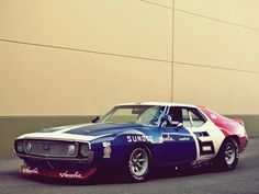 AMC Javelin Penske Trans-Am 1971