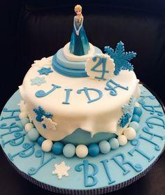 Frozen Cake, Cake Dreamers Dubai