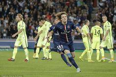Covesia.com - Klub raksasa Real Madrid tertarik datangkan David Luiz dari Paris Saint Germain untuk menggantikan Pepe di jantung pertahanan.Dilansir dari...