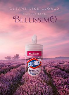 Clorox Scentiva on Behance