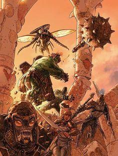 #Hulk #Fan #Art. (INCREDIBLE HULK #96 Cover) By: LADRÖNN. ÅWESOMENESS!!!™ ÅÅÅ+
