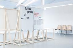 """다음 @Behance 프로젝트 확인: """"ACVC – Exhibition"""" https://www.behance.net/gallery/43740157/ACVC-Exhibition"""