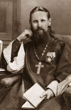 """""""Take the trouble to live even a single day of your life in accordance with God's commandments. You'll see for yourself, you'll feel in your heart, how wonderful it is to carry out His will. God's will is our life."""" -Saint John of Kronstadt"""
