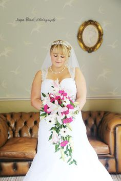 Jayne Barri Photography in the Bridal Suite