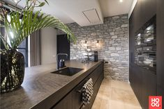 The kitchen that is top-notch white kitchen , modern kitchen , kitchen design ideas! Open Plan Kitchen Living Room, Small Space Kitchen, Small Spaces, Diy Home Interior, Kitchen Interior, Beautiful Kitchen Designs, Modern Kitchen Design, Cocinas Kitchen, Japanese Interior