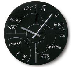 nerd clock