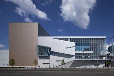 Shimizu Performing Arts Center Location: Shizuoka, Shizuoka Completion Date: 2012 Building Type: Hall Site Area: 7,720.80m² Total Floor Area: 11,535.72m²
