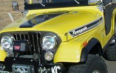 Jeep RENEGADE decals