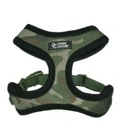 Doggie Couture Soft Sele (Camouflage)