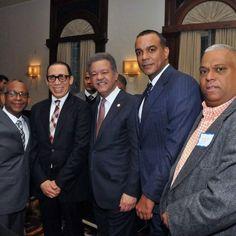 awesome Genera confusión en NY reunión de Leonel con candidatos opositores