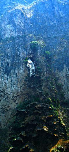 Piedra de la virgen, Canyon Sumidero, Tuxtla Gutierrez, Mexico
