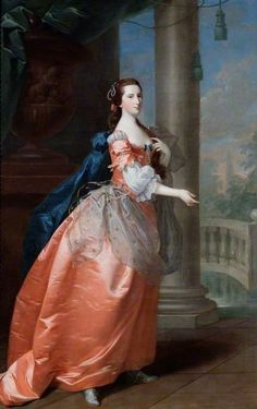 Countess Northampton | 1759-1760 Anne, Countess of Northampton (d.1763) by Thomas Hudson ...