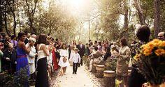 Matrimonios reales en contacto con la naturaleza   All You Need Is Love