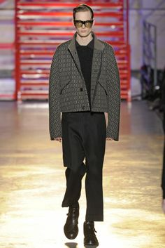 Cerruti Men's RTW Fall 2014 - Slideshow
