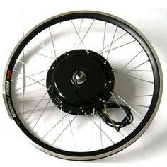 "Amazon.com: ePower 36v 700w 26"" REAR Wheel Electric Bike Bicycle Motor Conversion Kit / USA / ebike kit / Electric Bicycle Kit: Sports & Out..."