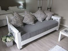 Pallets Day Bed Beds & Headboards