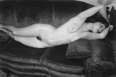 Nude, 1980, gelatin-silver print